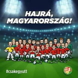 Hajrá Magyarország!